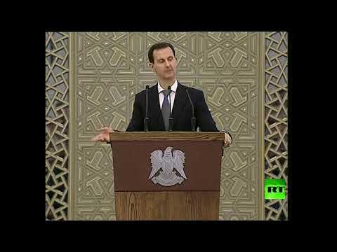الأسد يوجه رسالة للأكراد  - نشر قبل 2 ساعة