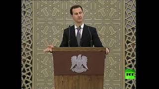 الأسد يوجه رسالة للأكراد