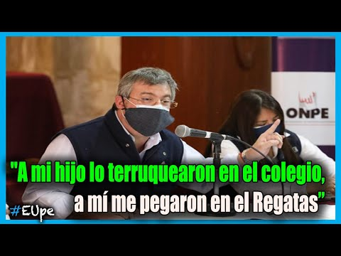 Piero Corvetto: califica de «DESPRECIABLES» a quienes denunciaron presunto FRAUDE electoral
