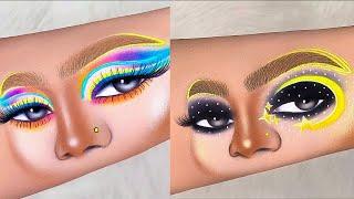 Arm eye makeup instagram makeup tutorials!!!!