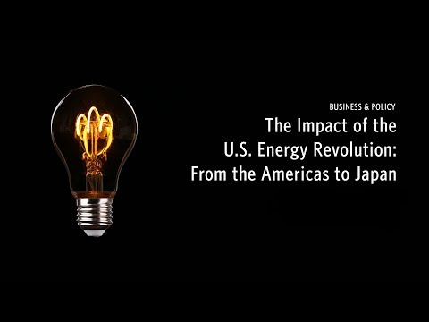 The Impact of the U.S. Energy Revolution: From the Americas to Japan