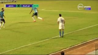 دوري dmc - القائم يحرم لاعب دمنهور من احراز هدف رائع امام غزل المحلة