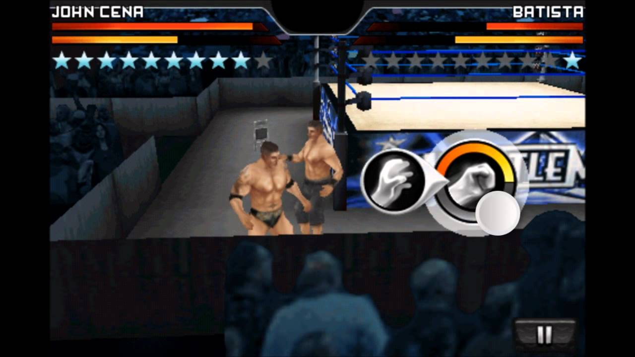 Wwe smackdown vs raw 2010 for iphone ipod touch ipad any generation gameplay and download youtube
