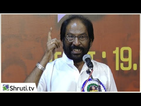Trichy Siva excellent speech about NEET politics