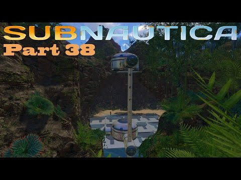 THE VERTICAL CONNECTOR ARGUMENT! - SUBNAUTICA - Part 38