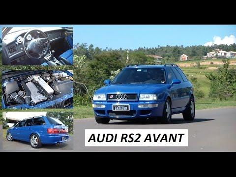 Garagem do Bellote TV: Audi RS2 Avant