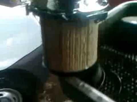 Как заменить топливный фильтр на форд транзит