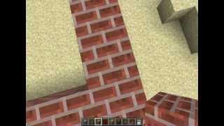 как сделать дверной звонок в Minecraft