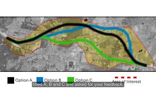 Beaufort Bypass Planning - Refined Route Options