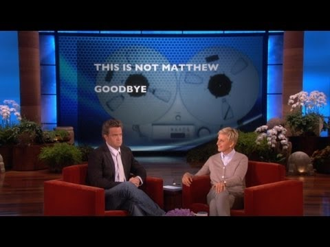 Call the  for Matthew Perry's 'Puppets' Joke
