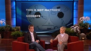 Fans Call the Show for Matthew Perry's 'Puppets' Joke