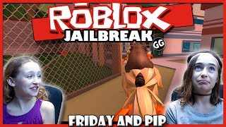 We Almost Escape / Roblox Jailbreak
