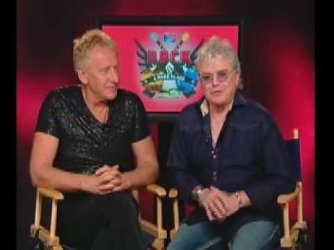 Air Supply Interview with Avi the TV Geek