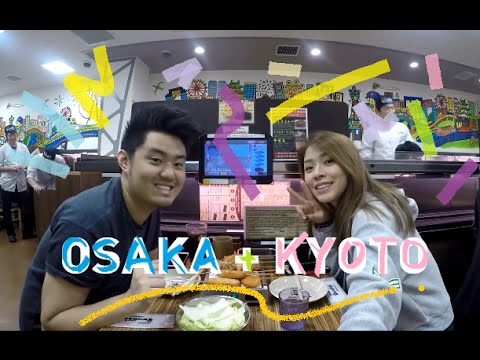 Osaka + Kyoto Travel HD | 2016 | GoPro HERO 4