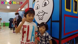トーマス イベント ソドー島 わくわくフェスティバル! 子供とお出かけ そうちゃん☆おとちゃん Thomas and Friends