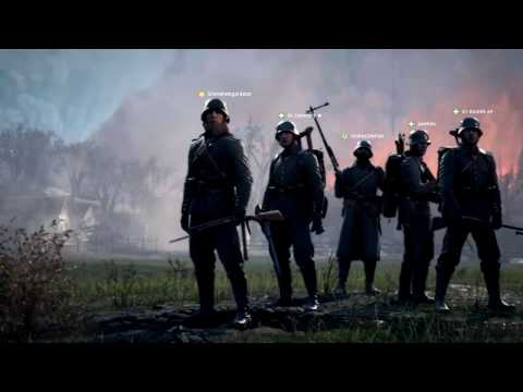 Battlefield 1: DLC Update - They Shall Not Pass - French Arm