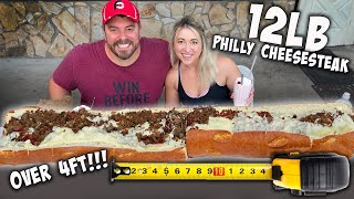 THE $200 PHILLY CHEESESTEAK CHALLENGE