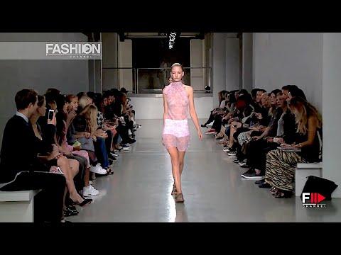 RICHARD NICOLL Spring 2015 New York - Fashion Channel