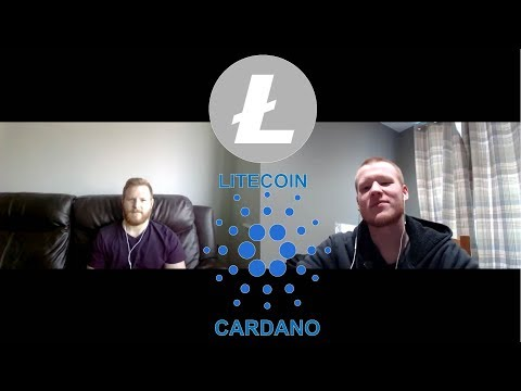 Litecoin 100% Rise! Cardano Staking Reward High Enough? #Podcast 36