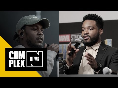 Ryan Coogler Reveals How Kendrick Lamar Got Involved With 'Black Panther: The Album'