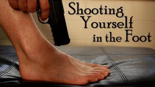 Shooting Yourself in the Foot | Self-Sabotage