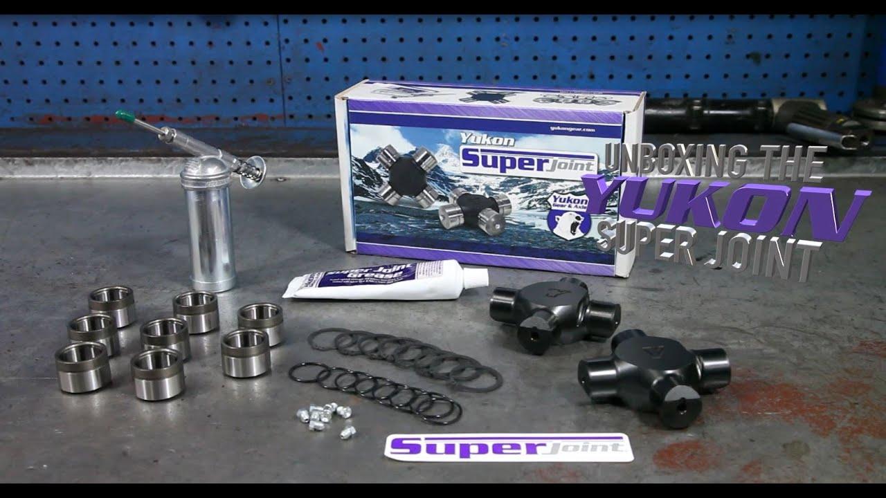 Yukon Super Joint For GM 8 5 Inch Dana 30 & Dana 44 One