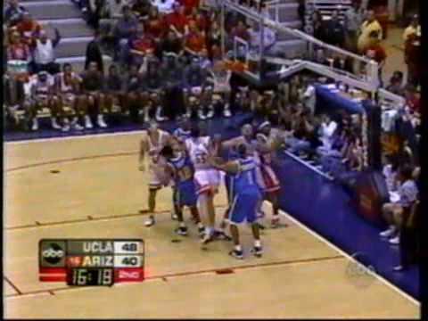 2004/2005 Arizona Basketball vs UCLA