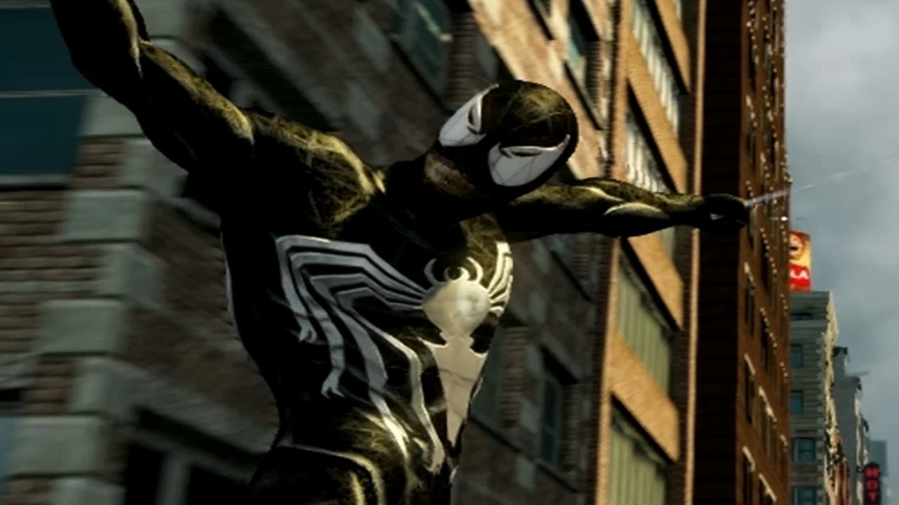 amazing venom? gameplay - the amazing spider-man 2 (pc) mod - youtube