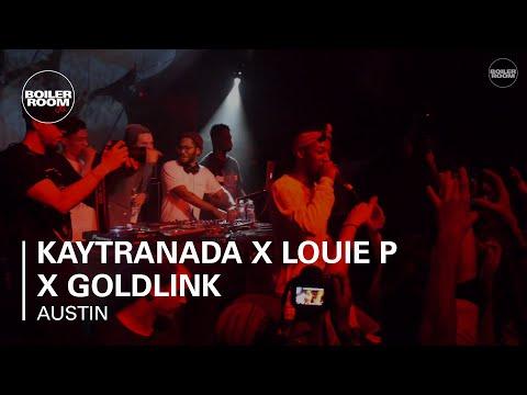 Kaytranada x Louie P x GoldLink — Ray-Ban x Boiler Room 006 | SXSW '15 Live Set