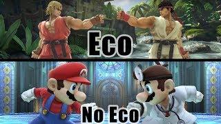 No entiendo a los luchadores Eco (Echo Fighters)