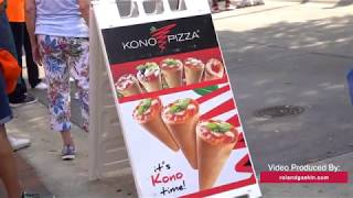 Kono Pizza Franchisee Video