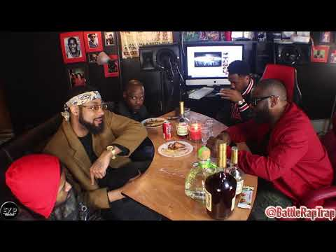 Ty Law Talks EVERYTHING (Ft Rome DMV & Ryda) | Battle Rap Trap | FULL EPISODE