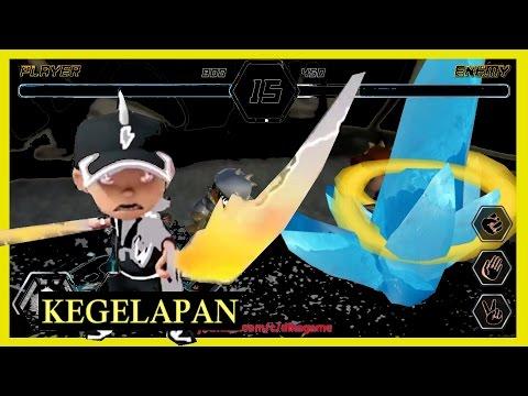 HEBOH BOBOIBOY di KEGELAPAN | GELAP KALI MAKSUDNYA!! CHOKI ...