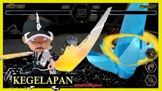 HEBOH BOBOIBOY di KEGELAPAN | GELAP KALI MAKSUDNYA!! CHOKI CHOKI AR KUASA 7