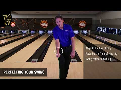 KTC Bowling Tips Del Warren: Perfecting the Armswing