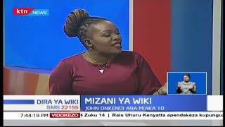 Mizani ya Wiki: Mtangazaji wa mpira aliye na umri wa miaka 10, John Onkendi
