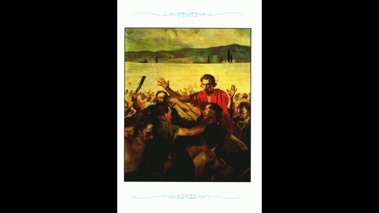 96 Третье миссионерское путешествие Павла