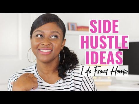Side Hustle Ideas for Moms | 15 Side Hustles I Make Money Doing