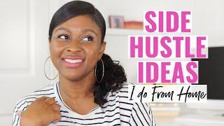 Side Hustle Ideas for Moms | 15 Side Hustles I Make Money Doing