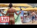 The World Sexiest Beach in Russia - beautiful russian girls in Crimea #OMJ