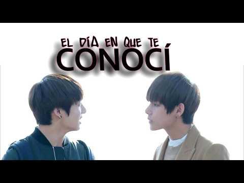 BTS - El día en que te conocí - Taekook/Vkook (Fanfic Trailer)l Wattpad