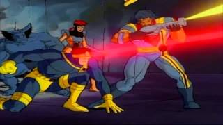 X-Men Season 5 Intro (90's Cartoon) HD