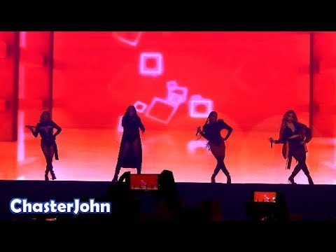fifth harmony no way live in manila psa tour march 6 2018 youtube. Black Bedroom Furniture Sets. Home Design Ideas