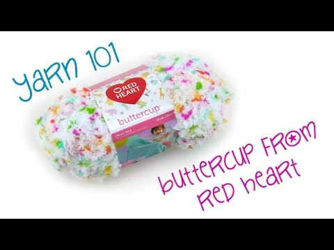Yarn 101: Buttercup from Red Heart, Episode 421