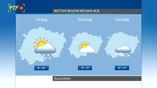 RTF.1-Wetter 27.11.2019