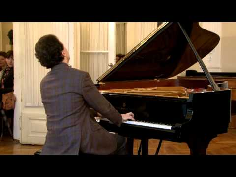 Evgeny Kissin - Live at Zagreb Music adacemy - Chopin Scherzo Op.31 in B flat