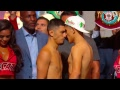 Live Stream: Canelo vs. Golovkin Official Weigh-In – Friday, Sept. 15 at 3:30pm ET/12:30pm PT