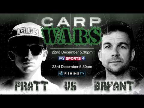 Carp Wars Episode 4 - Harry Pratt vs Mark Bryant