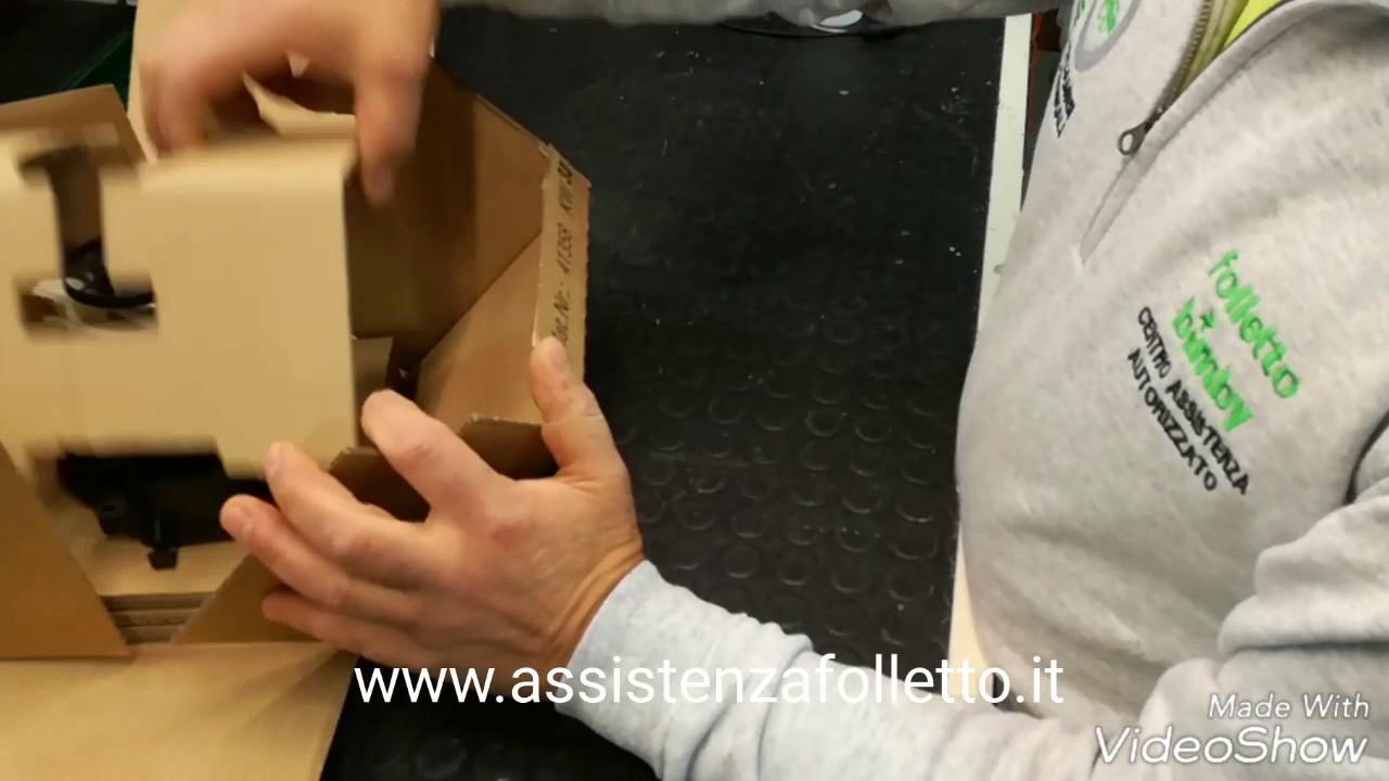 Schema Elettrico Folletto Vk 121 : Motore vk youtube