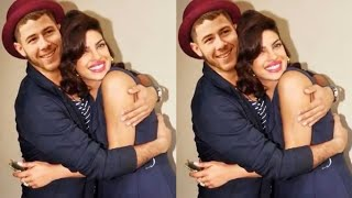 Priyanka Chopra with Nick Jonas Lovely moment together Latest pic Romantic 2018, best Edit ever